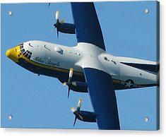 Fat Albert Acrylic Print