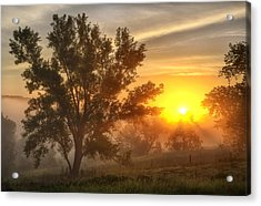 Father's Day Sunrise Acrylic Print