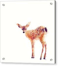 Fawn Acrylic Print