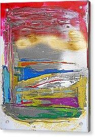 Fd266 Acrylic Print by Ulrich De Balbian