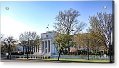 Federal Reserve Building Acrylic Print