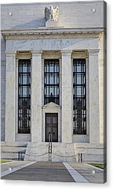 Federal Reserve Acrylic Print