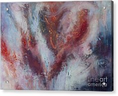 Feelings Of Love Acrylic Print