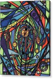 Female Spirituality  Acrylic Print