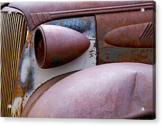 Fender Bender Acrylic Print