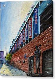 Fenway Boston Acrylic Print