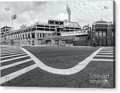 Fenway Park Vi Acrylic Print by Clarence Holmes