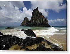 Fernando De Noronha Island Brazil 5 Acrylic Print by Bob Christopher