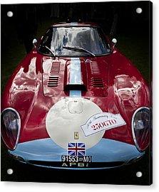 Ferrari 250 Gto Scaglietti 64 C Acrylic Print