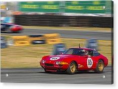 Ferrari 365 Gtb Daytona Acrylic Print