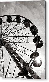 Ferris Wheeler Day Off Acrylic Print
