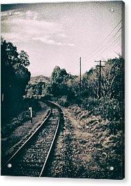 Ferrocarril Acrylic Print