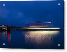 Ferry Light Acrylic Print