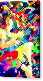 Festival Acrylic Print by Bruce Iorio