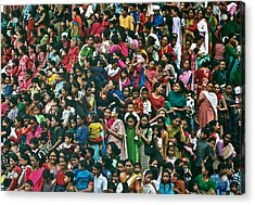 Festival Day Acrylic Print