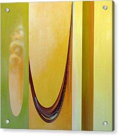 Fibonacci Fooey Factory Three Acrylic Print