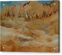 Field Acrylic Print