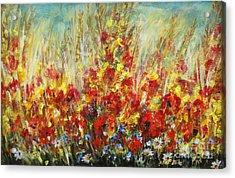 Fields Of Dreams II Acrylic Print