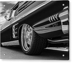 Fifty Eight Impala Acrylic Print