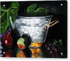 Figs And Things Acrylic Print
