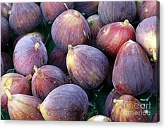 Figs Acrylic Print by Denise Pohl