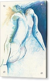 Figurative Abstract Acrylic Print