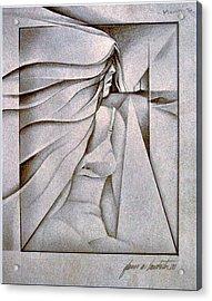 Figurescape 1970 Acrylic Print