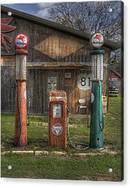 Fill 'er Up Acrylic Print