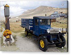 Fill 'er Up In Bodie Acrylic Print