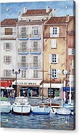 Filles Du Soleil  Acrylic Print by Danielle  Perry