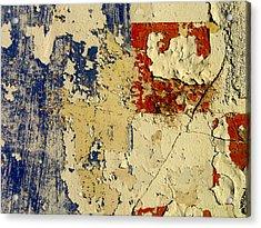 Film Homage Andrei Tarkovsky Andrei Rublev 1966 Wall Coolidge Arizona 2004 Acrylic Print