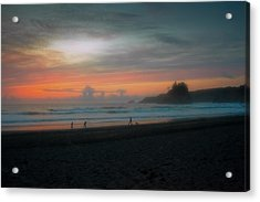 Final Light Acrylic Print by Mark Alder