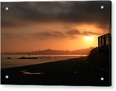 Final Resting Place Acrylic Print by Kevin Schlanser