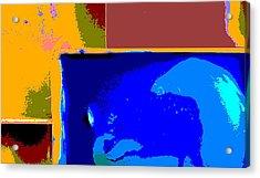 Fine Art Digital Print N1c 1 Acrylic Print