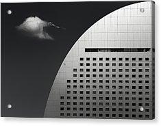 Finite Collaboration Acrylic Print by Dr. Akira Takaue