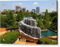 Finlay Park Columbia South Carolina Acrylic Print