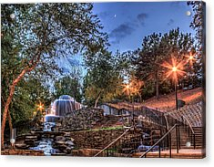 Finlay Park Acrylic Print by Rob Sellers