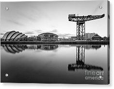 Finnieston Crane Glasgow Acrylic Print