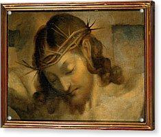Fiori Federico Known As Barocci Acrylic Print by Everett