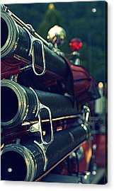 Fire Hoses Acrylic Print