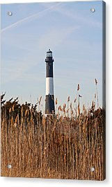 Fire Island Tower Acrylic Print