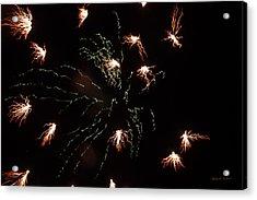 Fire Acrylic Print by Robert Culver