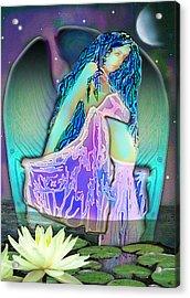 Firefly Acrylic Print