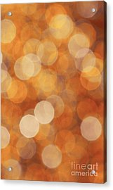 Firelight Acrylic Print by Jan Bickerton