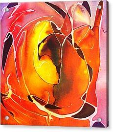 Firepot Acrylic Print