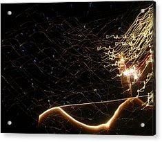 Fireworks #2 Acrylic Print by Senske Art