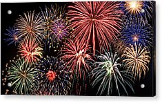 Fireworks Spectacular IIi Acrylic Print