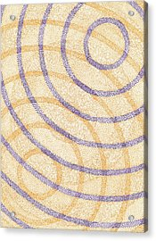 Firmamentals Acrylic Print by William Burns