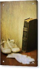 First Communion Acrylic Print