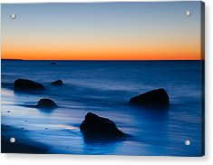 First Light At Lucy Vincent Beach Acrylic Print